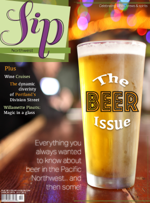 SIP magazine cover - after